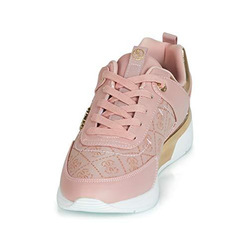 Para Mujer Guess Pink Fal12 Marlyn Fl5mrl Zapatillas XnnFw7vq