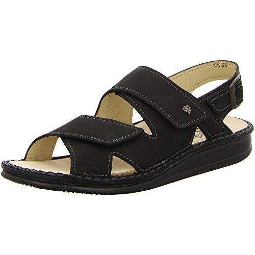 Finn Comfort – toro-soft, color negro -