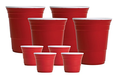 red-cup-living-drinking-gifts-set-18oz-plastic-cups-2oz-shooters-4-cups-each-reusable-plastic-fda-ap