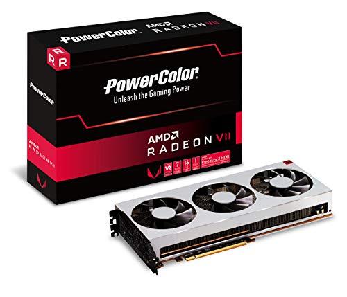 PowerColor Radeon VII 16GB HBM2 PCI-E DP/HDMI Vega 7nm Video Graphics - Radeon