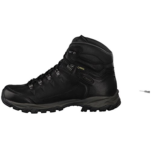 01 UK Ohio Meindl 8 Men's Rise Hiking Navy High GTX Boots schwarz 2 FwP54vxqw