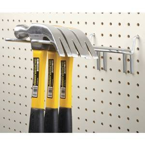 amazon com heavy duty hammer hooks for pegboard 10 per pack