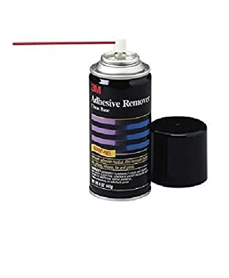 3M 6040 ADHESIVE REMOVER Net Weight 5 Ounce,Can size 6.25 fluid ounce by 3M