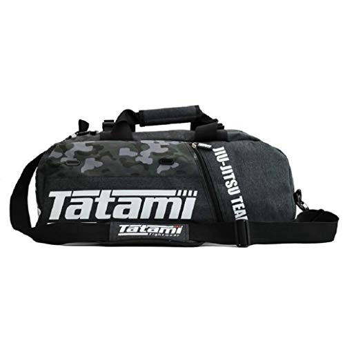 TATAMI Jiu-Jitsu Gearbag Backpack - Urban Grey Camo