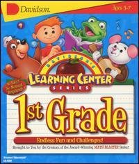 Davidson's Learning Center Series: 1st Grade (Jewel (Blc Series)