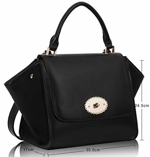 TrendStar - Bolsa mujer Z - Black