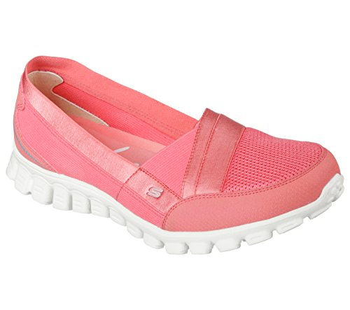 nbsp;Fascination Flex Coral Flats 2 Ez Skechers Women's Ballet qRF61