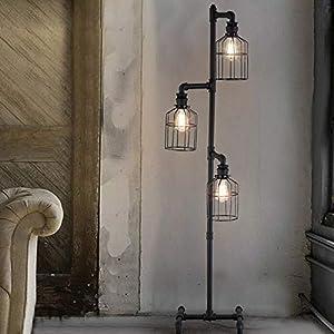 412k5V3fimL._SS300_ 100+ Coastal Floor Lamps And Beach Floor Lamps