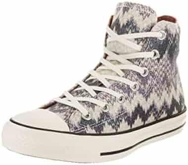bc3f1c1097a ... Men s Suede Leather Black Hiker Hi Top 117273. seller  Happydayshoes.  (0). Converse Unisex Chuck Taylor All Star Missoni Hi Casual Shoe