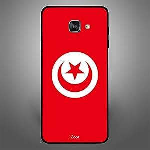 Samsung Galaxy A7 2016 Tunsia Flag
