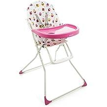 Cadeira de Refeição Banquet, Cosco, Rosa