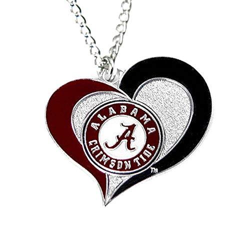 Alabama Crimson Tide Heart - 7