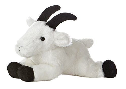 (Aurora World Mini Flopsie Goat Plush Toy)