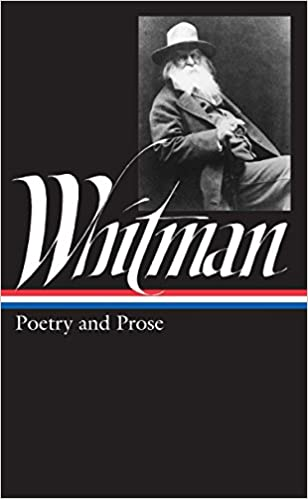 Whitman Poetry And Prose The Library Of America Amazon