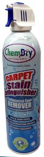 Chem-Dry Carpet Stain Extinguisher Spot Remover  18 Oz Aerosol