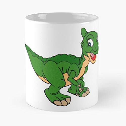 Land Before Time Ducky Dinosaurs Tv Shows - Coffee Mug-11 Oz,white Unique Birthday Gift-the Best Gift For Holidays. -