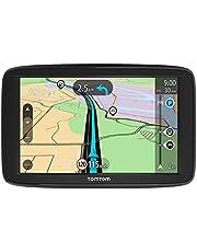 TomTom navigatie Start 62, 6 inch met Europese kaart, Flitsmeldingen proefperiode, geïntegreerde omkeerbare houder