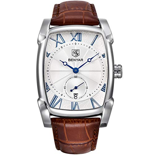rectangle mens watches