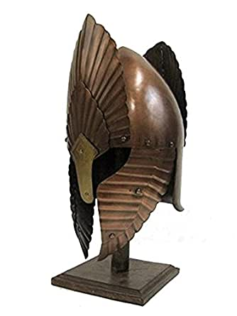 Lord of The Rings King Armor Helmet - Metallic - One Size