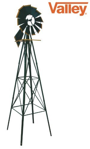(Valley 8 Foot Steel Windmill)
