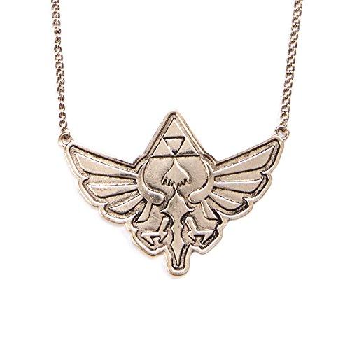 Nintendo Zelda Skyward Triforce Necklace