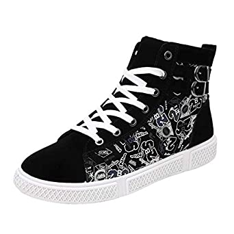 LuckyGirls Homme Femme Baskets Chaussures de Course Sneakers