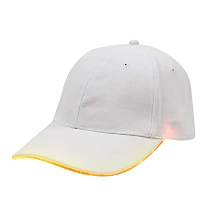 Amazon.com: Taco Mocho Baseball Hat Hip Hop Cap LED Lighted Up Hat Glow Club Party Baseball Hip-Hop Adjustable Sports Cap Gorra Hombre #5L: Kitchen & Dining