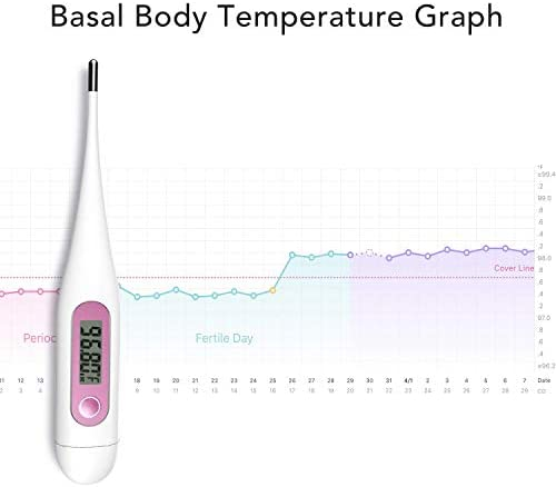 Thermometer Precision Ovulation Tracking Planning