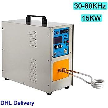 Amazon Com Bestequip 15kw High Frequency Induction Heater