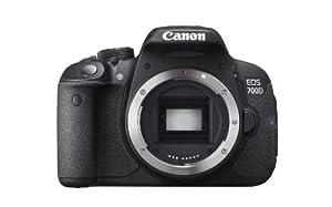 Canon EOS 700D + EF-S 18-55mm 3.5-5.6 IS STM - International Version (No Warranty)
