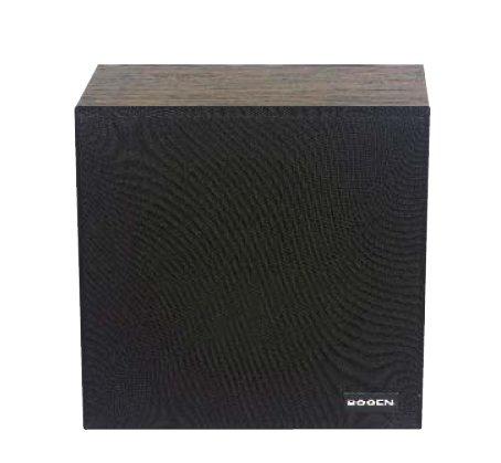 Bogen WBS8T725V 4 W RMS Speaker - Black. SPEAKER BAFFLE ASSEMBLY SPKR. 50 Hz to 12 kHz SNR - Wall Mountable