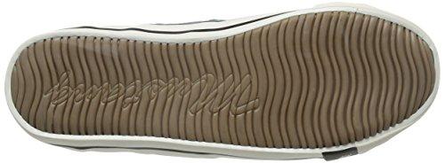 Mustang - Zapatillas de estar por casa para mujer Turquesa (Smaragd)