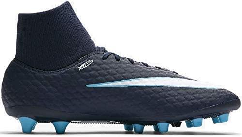 danés Anestésico bádminton  Fútbol Nike Hypervenom Phelon 3 DF AG-Pro Botas de fútbol para Hombre  Zapatos y complementos