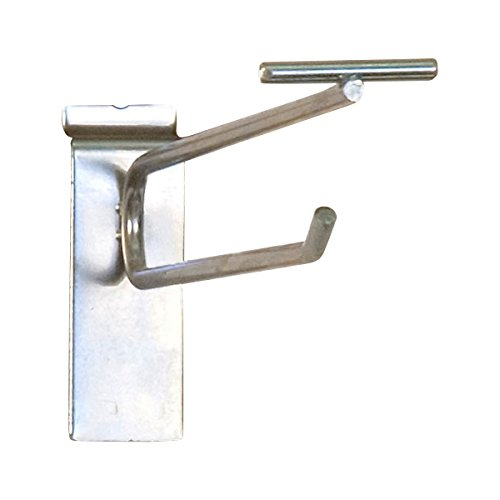 KC Store Fixtures A01803 Slatwall Scanner Hook, 8