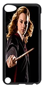 iPod Touch 5 Case VUTTOO Harry Potter Hermione Granger PC Hard Plastic Case for iPod Touch 5 - Transparent