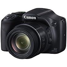Canon PowerShot SX530 Digital Camera w/ 50x Optical Zoom - Wi-Fi & NFC Enabled (Black)