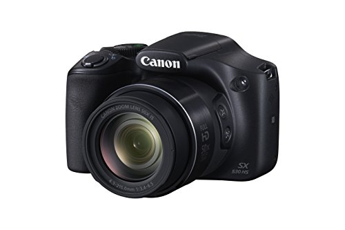 Canon PowerShot SX530 Digital Camera w/ 50x Optical Zoom - Wi-Fi &...