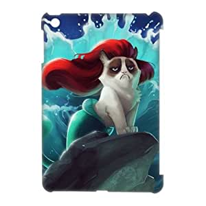 DIY 3D Case Cover for iPad mini w/ Grumpy Cat image at Hmh-xase (style 2)