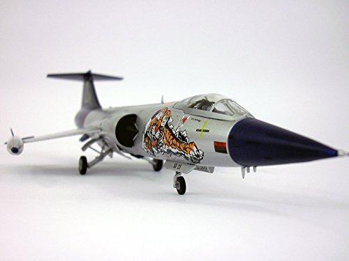 Lockheed F-104 Starfighter Italian AF Tigermeet 1996 1/72 by Witty Wings Starfighter Italian