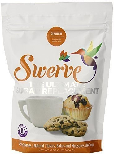 Swerve Sweetener, Bakers Bundle, 12Oz Granular and Confectioners pack of 2