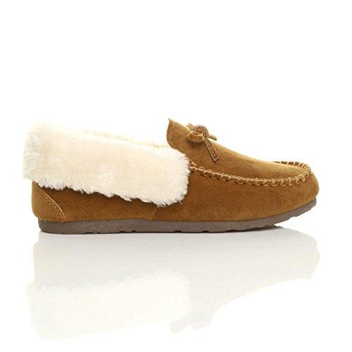 Estar Chestnut Para Tan Mujer Por Zapatillas Casa Ajvani De EXqBwn0