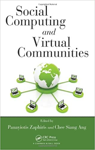 Social Computing and Virtual Communities: Amazon.co.uk: Panayiotis ...