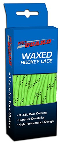 Proguard Waxed Laces/Boxed, Neon Green, 96