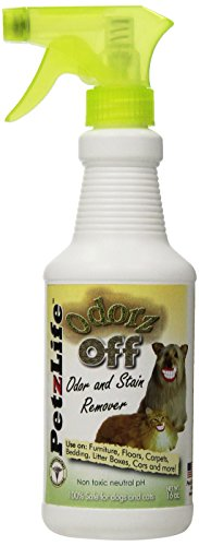 PetzLife Odorz Off, 16-Ounce