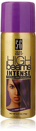 high  (Hairspray Blue)