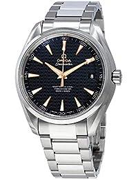 Seamaster Aqua Terra Automatic Black Dial Men's Watch 23110422101006