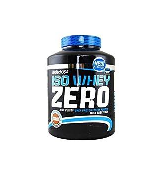 Biotech USA Iso Whey Zero - 2,27 kg Coconut