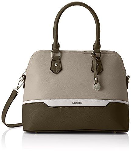 Angelique L Credi Khaki Handbag 32 Women's Credi L Green xTqP7fI