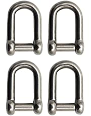 Extreme Max Stainless Steel Shackle