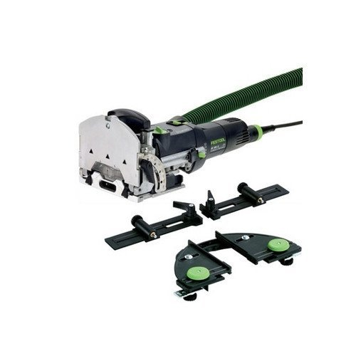 Festool PN574432 Domino Mortise and Tenon Joiner Set with CT MINI HEPA 2.6 Gallon Mobile Dust Extractor